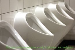 Uringeruch in Toiletten