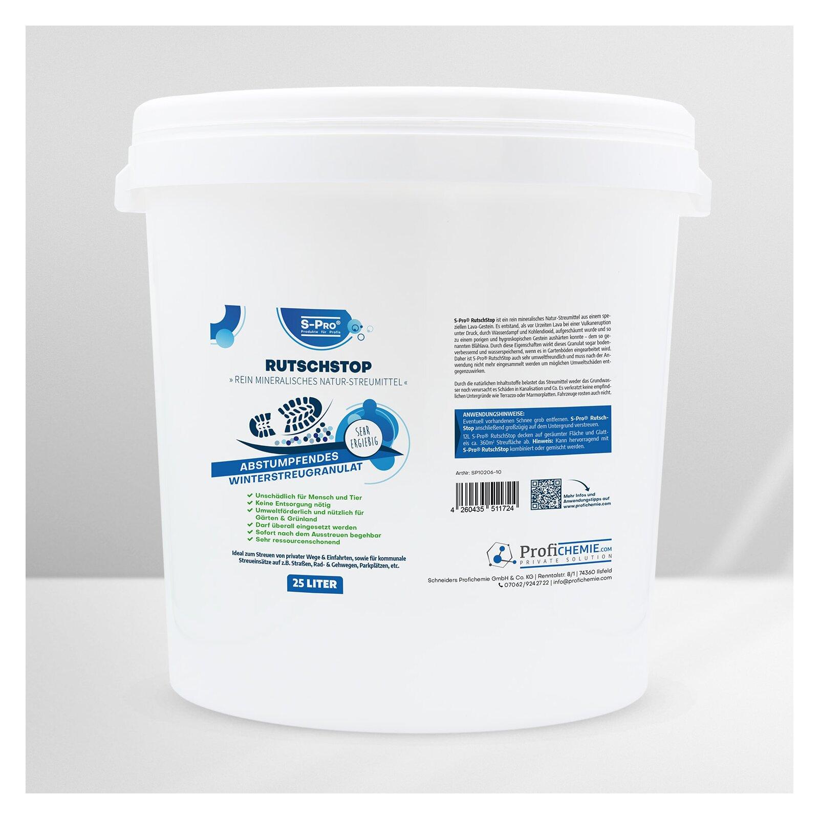 S-Pro® RutschStopp Winterstreugranulat
