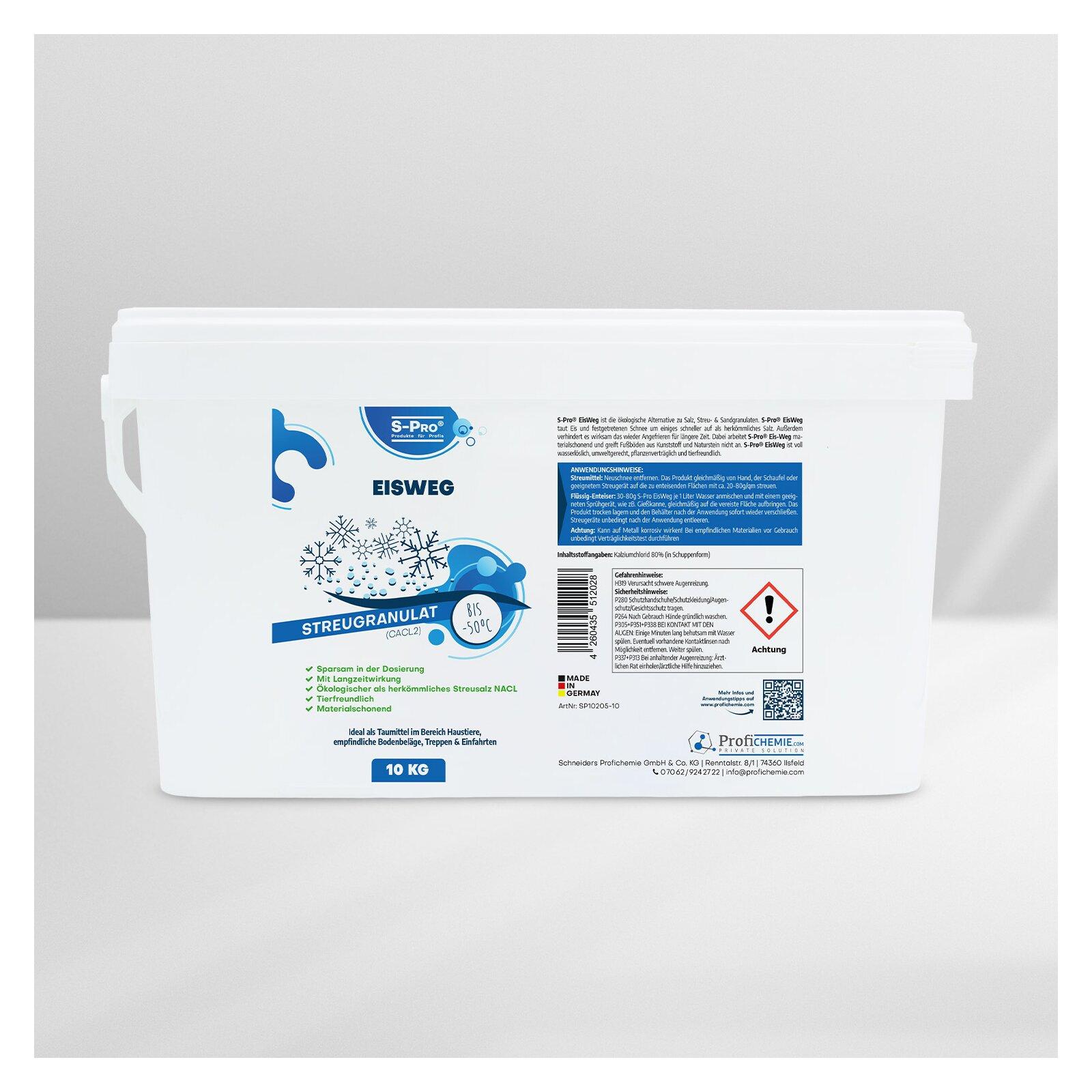 S-Pro® EisWeg Auftaugranulat