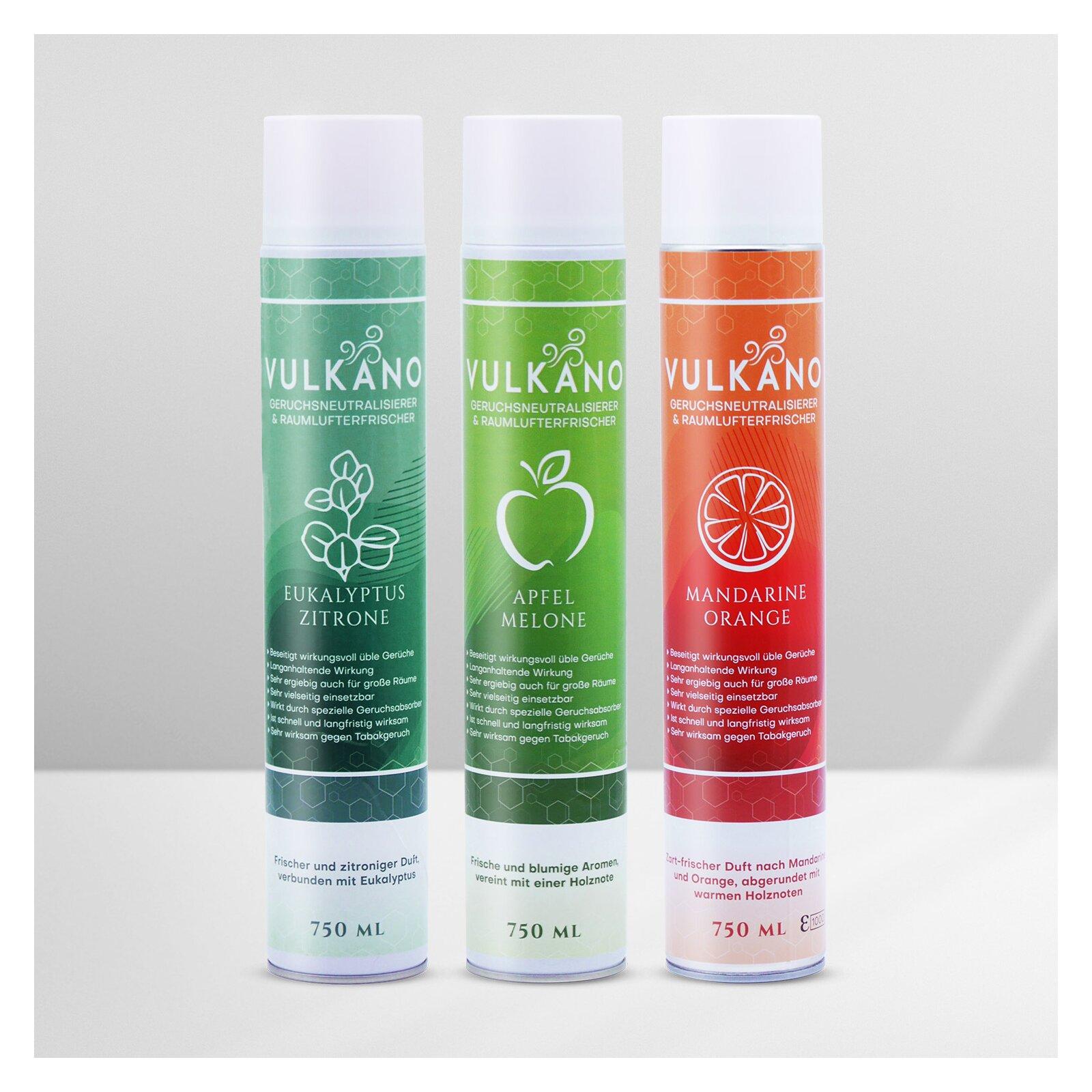 S-Pro® Vulkano Geruchsneutralisierer