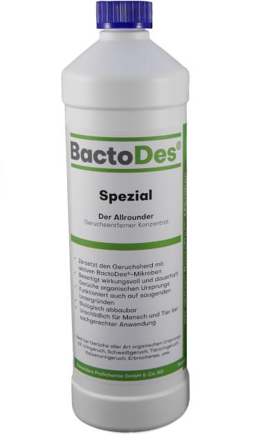 Geruchskiller BactoDes Spezial